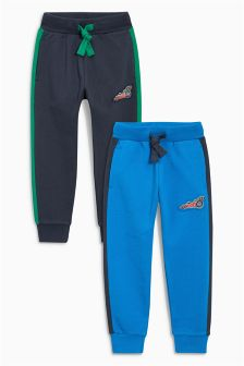 Car Joggers Two Pack (3mths-6yrs)