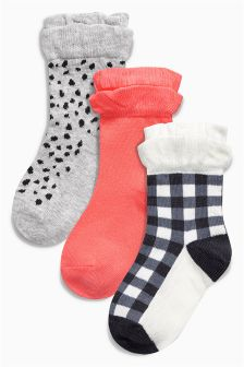 Dreamer Socks Three Pack (Younger Girls)