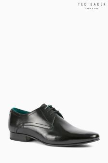 Ted Baker Black Bhartli Derby Shoe