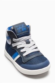 Hi Top Trainers (Younger Boys)