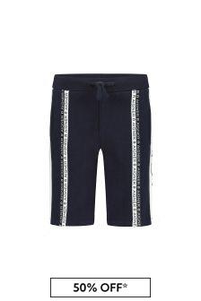 Gant Blue Half Zip Jumper