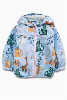 Cat Cagoule (3mths-6yrs)