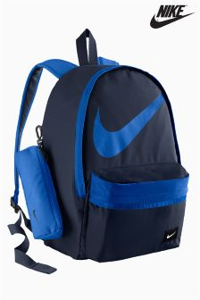 Nike Navy Halfday Back To School Backpack