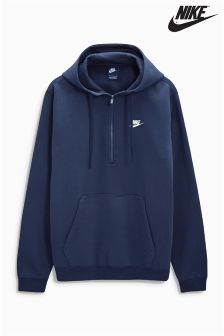 Nike Club 1/2 Zip Hoody
