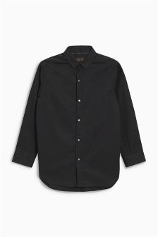 Long Sleeve Stretch Shirt (3-16yrs)
