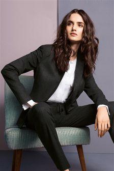 Flannel Stripe Jacket