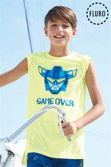 Game Over T-Shirt (3-16yrs)