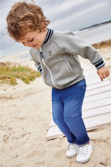 Bonded Bomber Jacket (3mths-6yrs)