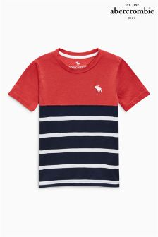 Abercrombie & Fitch Stripe T-Shirt