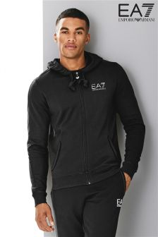 EA7 Emporio Armani Zip Through Hoody