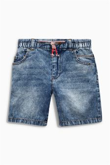 Acid Wash Shorts (3-16yrs)