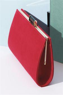Smooth Clutch Bag