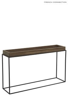 French Connection Henry Console Table