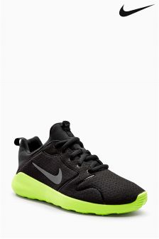 Nike Black/Yellow Kaishi 2.0