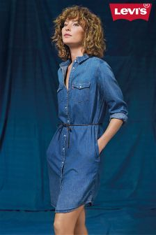 Levi's® San Fran Iconic Western Dress