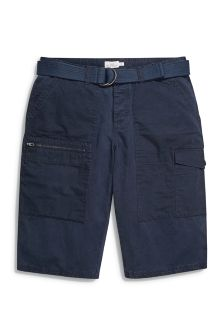 Three Quarter Cargo Shorts