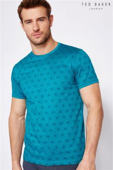 Ted Baker Mitchal Printed T-Shirt