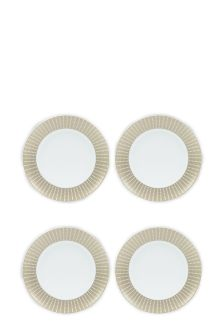 Set Of 4 Glitz Side Plates