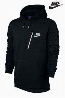 Nike Black Advance 15 Hoody