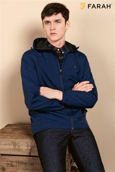 Farah Hooded Lightweight Jacket