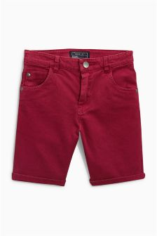 Five Pocket Shorts (3-16yrs)