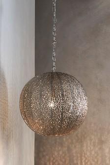 Oriana Large Sphere Pendant