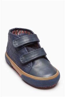 Quilted Boots (Younger Boys)