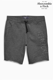 Abercrombie & Fitch Charcoal Jersey Short