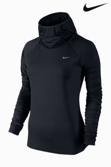 Nike Run Black Dry Element Top