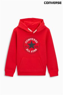 Converse Red Chuck Overhead Hoody
