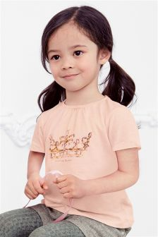 Crown T-Shirt (3mths-6yrs)