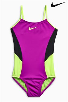Nike Panel Swimsuit