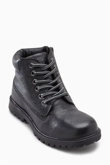 Leather Boots (Older Boys)