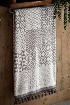 Dutch House Geometric Towel