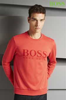 Boss Green Salbo Sweat Top