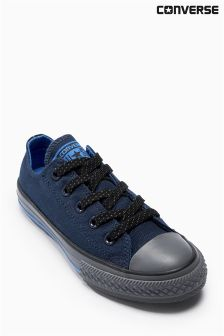 Converse Navy Shield Chuck