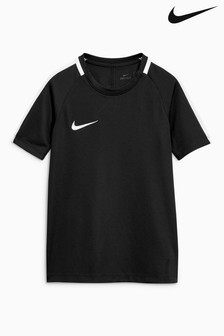 Nike Black Academy Long Sleeved Football Drill Top
