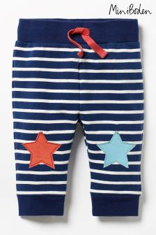 Boden Blue Fun Knee Trousers