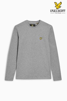 Lyle And Scott Long Sleeve T-Shirt