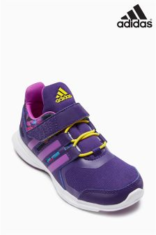adidas Purple Hyperfast