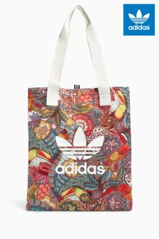 adidas Originals Floral Shopper Bag