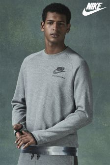 Nike Grey Heather International Crew