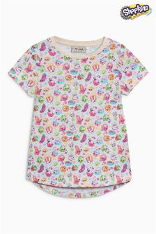 Shopkins Short Sleeve T-Shirt (3-16yrs)