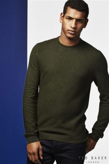 Ted Baker Marlin Crew Neck Knit Jumper