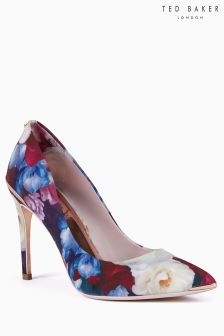 Ted Baker Floral Blushing Bouquet Pointed Court