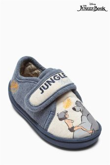 Jungle Book Slippers (Younger Boys)