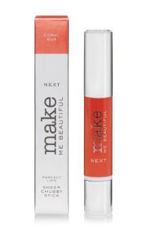 Make Me Beautiful Coral Sun Lip Chubby