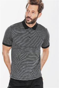 Striped Premium Polo
