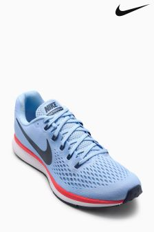 Nike Run Ice Blue Air Zoom Pegasus 34