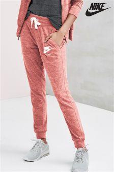 Nike Pink Gym Vintage Pant